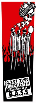 Motörblock Poster (Clubkeller FFM)