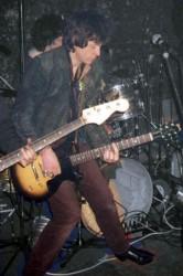 Nikki, rocking out in 1998