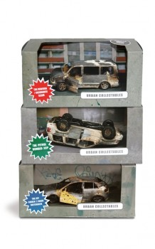 Urban Collectables: The Minivan/Insurance Scam | The Petrol bombed Jeep | The Joy ridden 2-door Hatchback