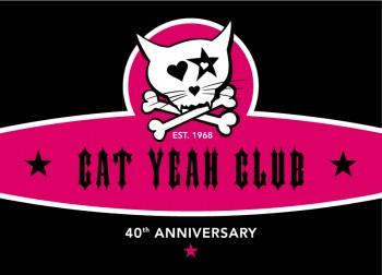 Cat Yeah Club Logo