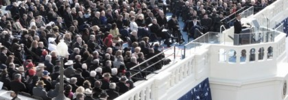 Barack Obama Inauguration Gigapixel Crop