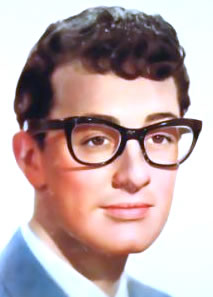 Buddy Holly †3. Februar 1959