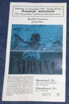 Nirvana, 1991 @ Batschkapp, Frankfurt