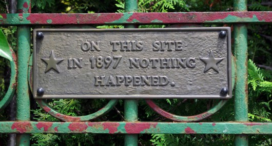 nothinghappened