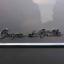 """Coupe de Ville"" - Chrom auf Hellgrau"