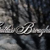 """""""Cutlass Brougham"""" - Chrom auf Schwarz"""