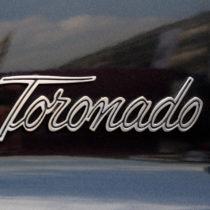 """Toronado"" Chrom auf Schwarz"
