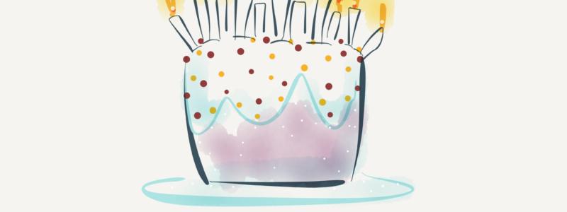 Kuchen für alle!