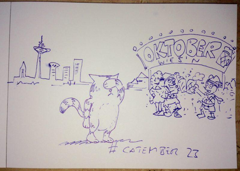 #catember 23