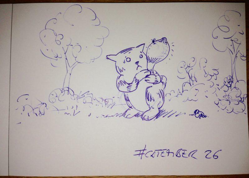 #catember 26