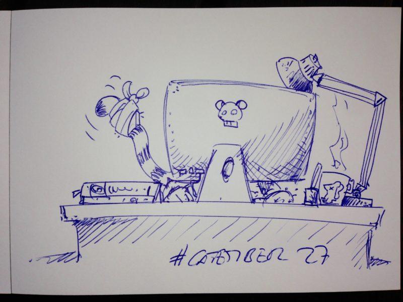 #catember 27