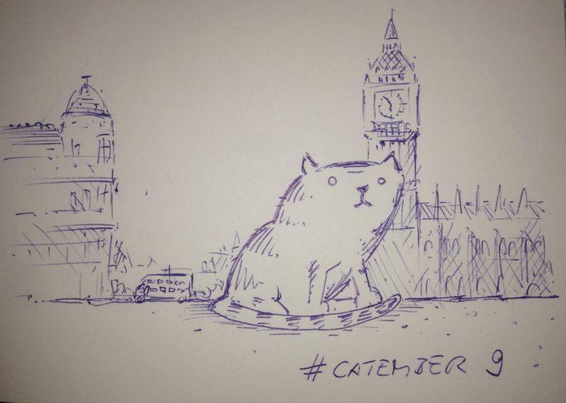 #catember 9