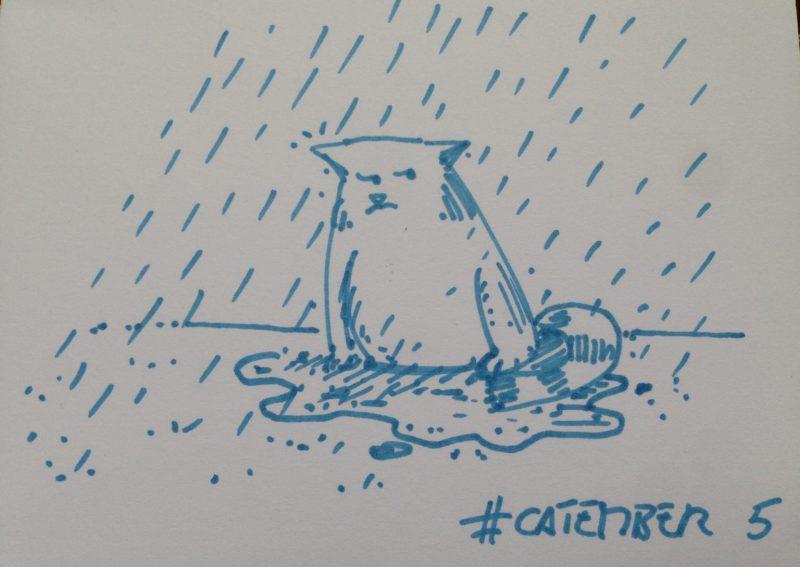 #catember 5