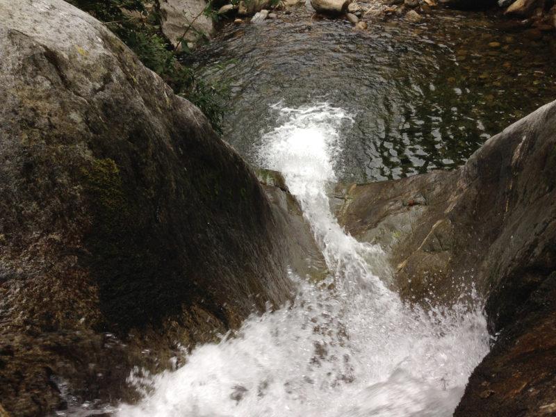 Wasserfall Finele Bach, Dorf Tirol