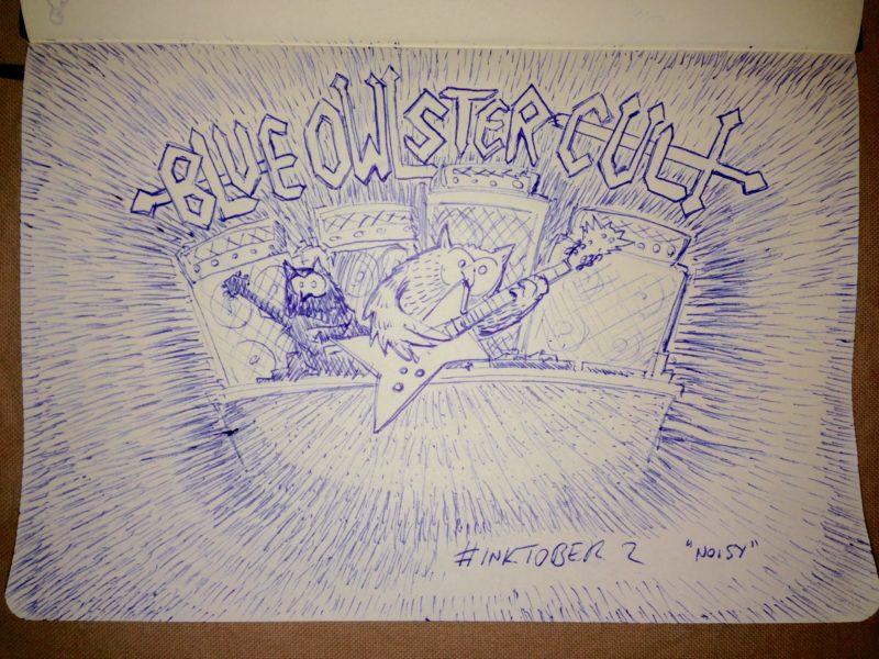 Blue Owlster Cult