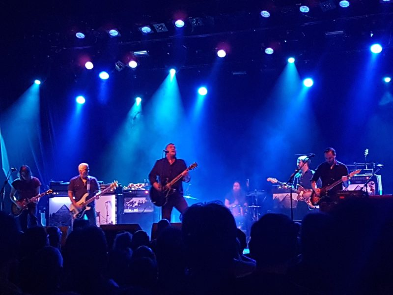 Afghan Whigs feat. Ed Harcourt, Photo: F. CongBui