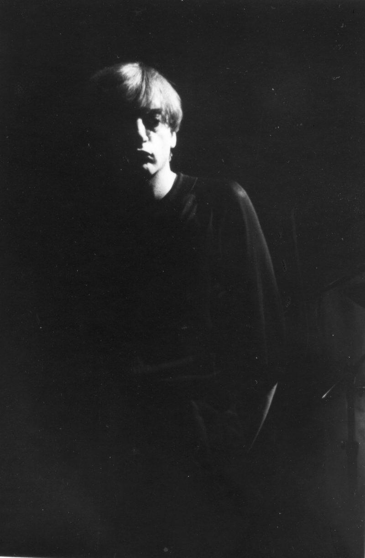 Mark E. Smith 1990, by Masao Nakagami, cc-by-sa
