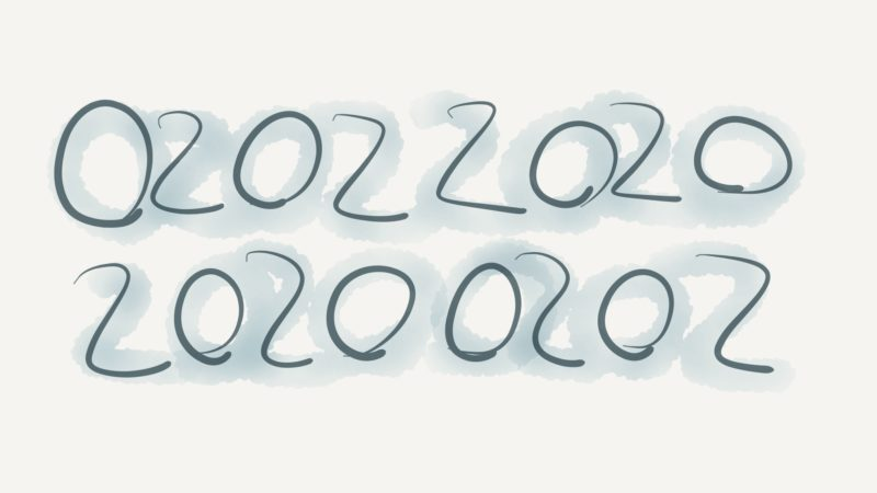 20200202 - the most palindromic date ever